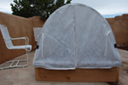 Deluxe Raised Bed Summer Cover